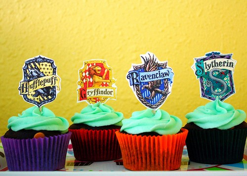 The safest Harry Potter cupcakes ever. - HTTP://FAVIM.COM/IMAGE/41393/