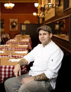 Gerard Craft at Brasserie by Niche - JENNIFER SILVERBERG