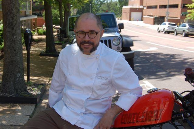 Chef Christopher Lee | Cheryl Baehr