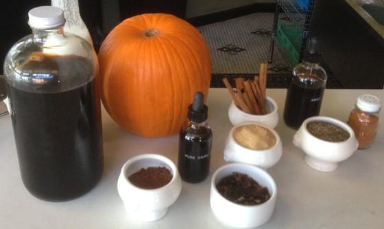 Fall flavors at Small Batch | Patrick J. Hurley