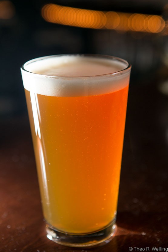 Centennial IPA from Urban Chestnut Brewing Company in St. Louis. - THEO WELLING