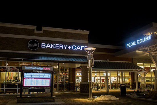 Now open in the Taubman Prestige Outlets.