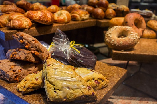 Scones, cookies and more.