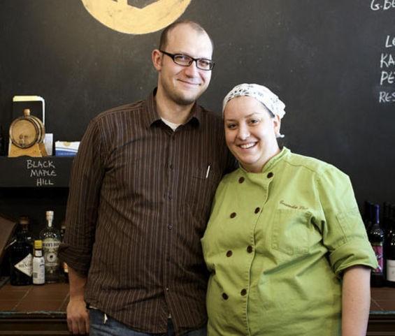 Best Chef 2013, Cassy Vires - JENNIFER SILVERBERG