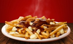 Poutine comes to Wendy's Canada. - IMAGE VIA