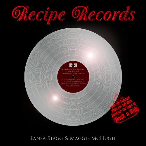 The cover of Recipe Records. - RECIPE RECORDS