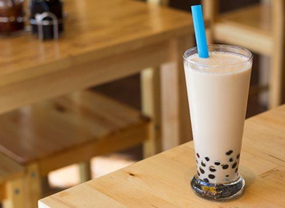Milk tea. - MABEL SUEN