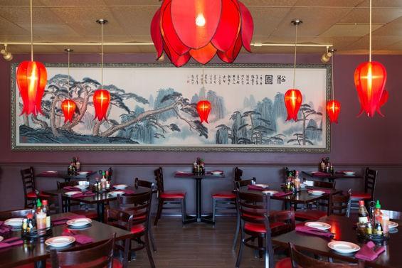 Mi Linh's dining room. - JENNIFER SILVERBERG
