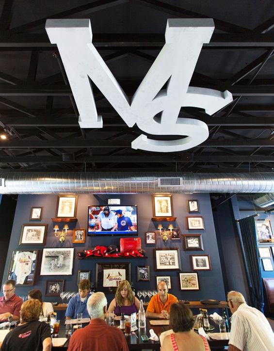 The bar at Mike Shannon's in Edwardsville. - JENNIFER SILVERBERG