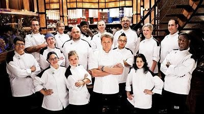 Hell S Kitchen Episode 10 Food Blog