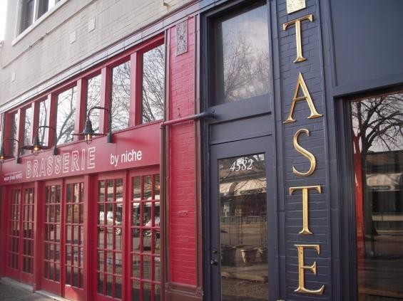 Taste, with a new owner, relocated to the Central West End.