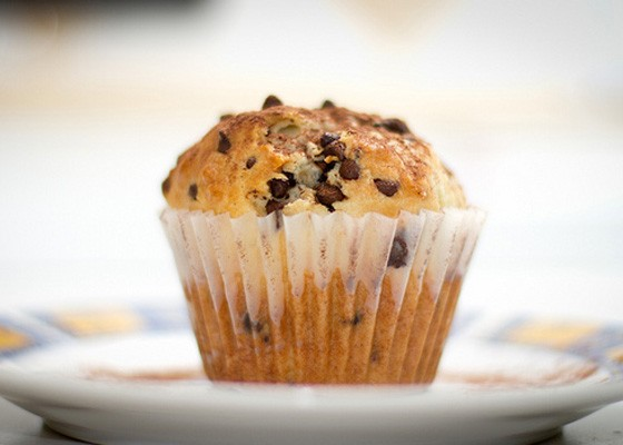 Top 'o the muffin to ya! | Nicola