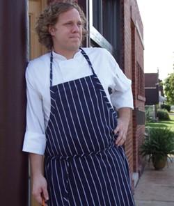 Five Bistro chef Anthony Devoti.