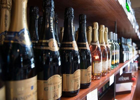 Brunch requires champagne. | Corey Woodruff