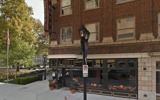 The new home of Lucha, across from the Fox Theatre. | Google Street View