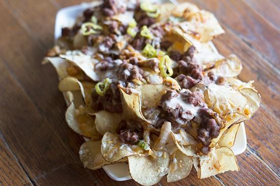 Cajun nachos with chicken | Mabel Suen