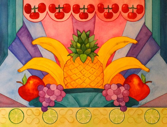 Fruit Fest | Kathy Czopek