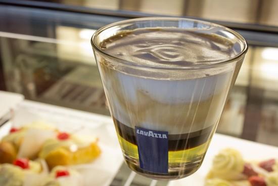 Cappucino crema with orange flavoring. - MABEL SUEN