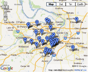 Gut Check's map needs your help!