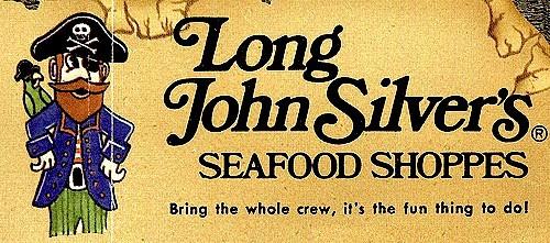 Smokin' Seaman Long John Silver.