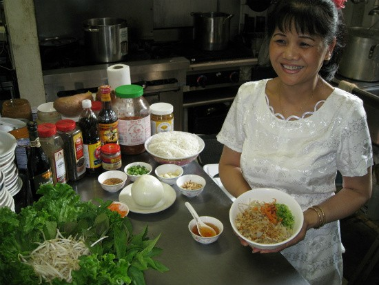 Lynne Truong of Banh Mi So #1 - Saigon Gourmet - COURTESY: DEWEY TRUONG