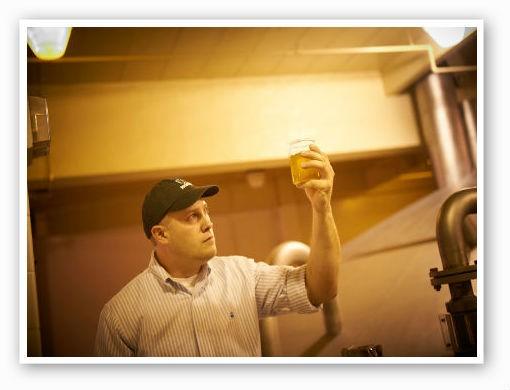 Marc Gottfried inspects his latest batch. | Kräftig