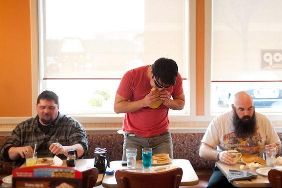 The contenders. | Jon Gitchoff