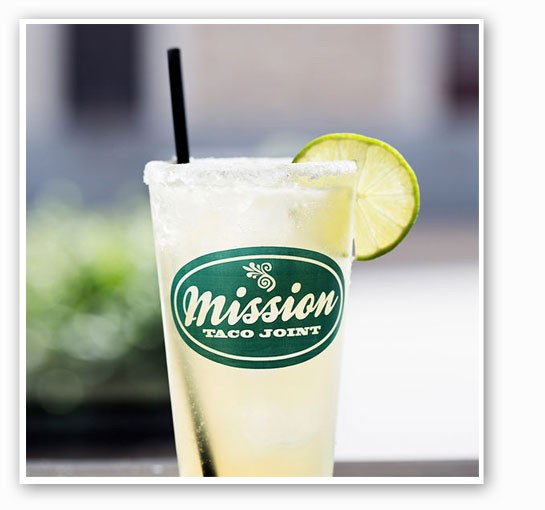 The Mission Margarita. | Jennifer Silverberg