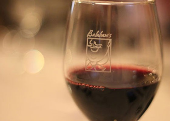 Tamber Bey's 2010 Rabicano cabernet/merlot Bordeaux blend at Balaban's. | Nancy Stiles