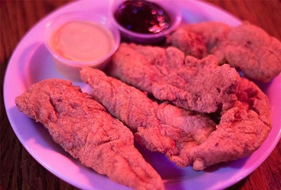 Chicken tenders.