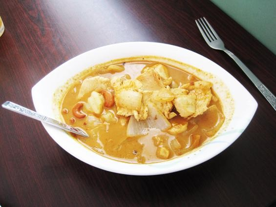The massaman curry at Simply Thai - IAN FROEB