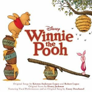 Winnie the Pooh - The Quest for Huny. - DISNEY