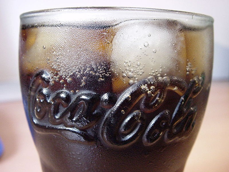 Coke. Lots and lots of Coke. - IMAGE VIA