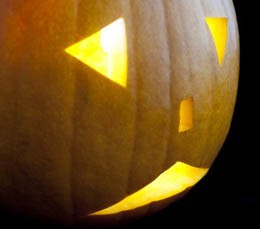 We're bummin' too, Mr. Pumpkin. - IMAGE VIA