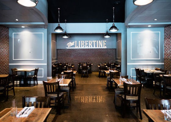 Inside the Libertine. | Jennifer Silverberg
