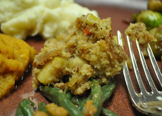 Stuffing. | Nancy Stiles