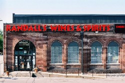Randall's Wine and Spirits will soon open shop in west county. - IMAGE VIA