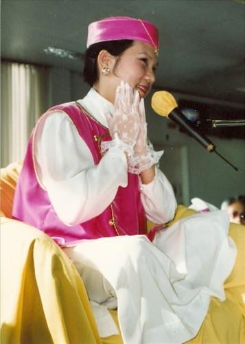 The Surpreme Master Ching Hai herself - IMAGE VIA