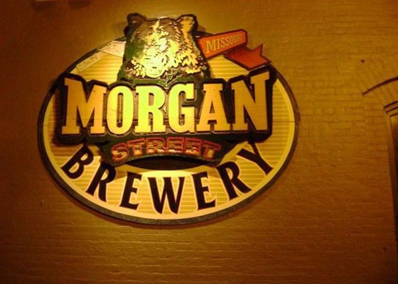 Outside Morgan Street Brewery. | RFT Photo