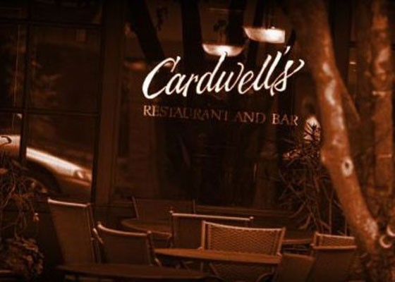 Cardwell's. | RFT Photo