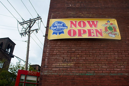Now open in Soulard.