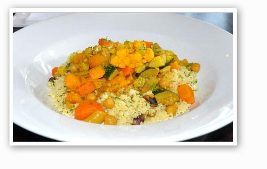 Moroccan vegetable stew at Remy's | Tara Mahadevan