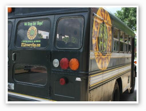 Get on the bus! | Pat Kohm