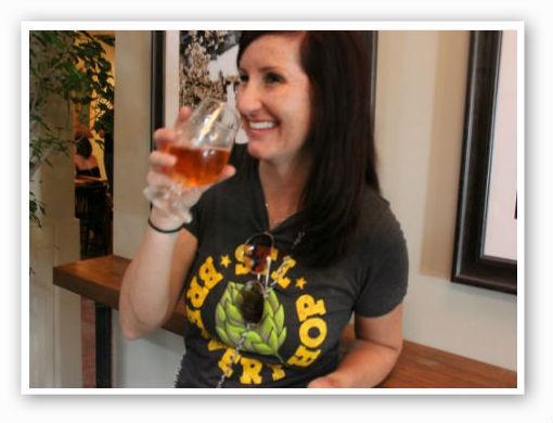 Lindsey Schaefer, founder of STL Brewery Hop | Pat Kohm