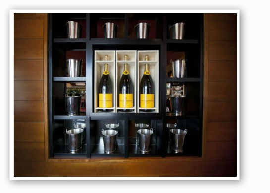 BrickTop's wine selection is your friend today. | Jennifer Silverberg