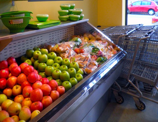 Local Harvest v2.0: Now with more room for fresh produce -- and shopping carts! - KATIE MOULTON