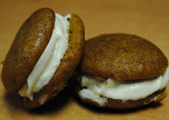Pumpkin whoopee pies at Sugaree. | Julia Gabbert