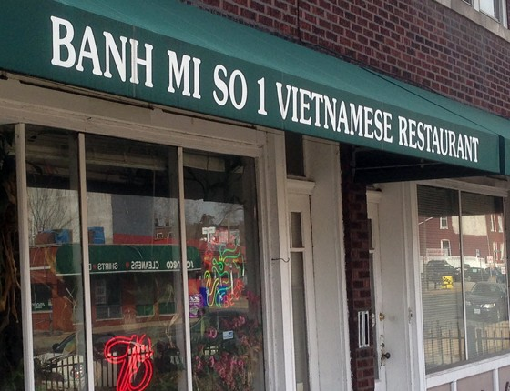 Bahn Mi So 1 on South Grand. | Patrick Hurley