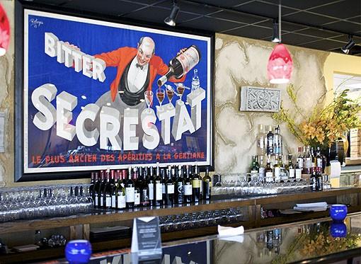 Behind the bar at Balaban's. View the full slideshow here. - PHOTO: JENNIFER SILVERBERG