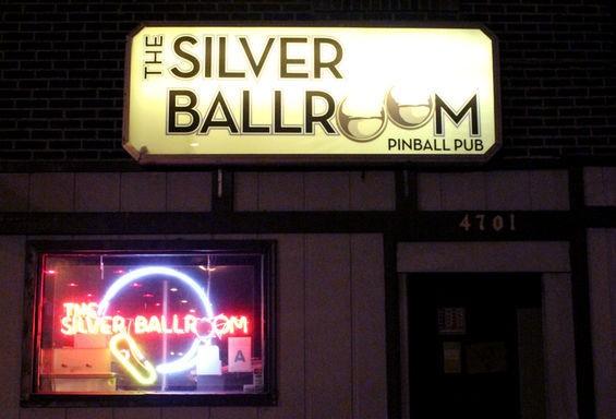 The Silver Ballroom | Mabel Suen